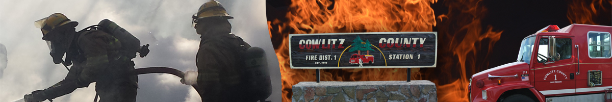 Cowlitz County Fire District #1